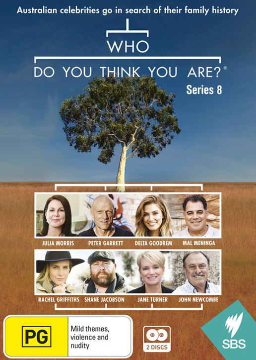 Who Do You Think You Are?: Series 8