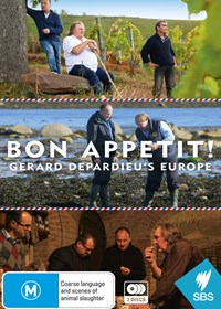 Bon Appetit with Gerard Depardieu