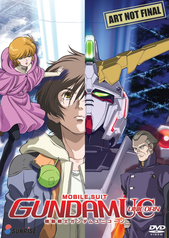 Mobile Suit Gundam Unicorn Complete Series