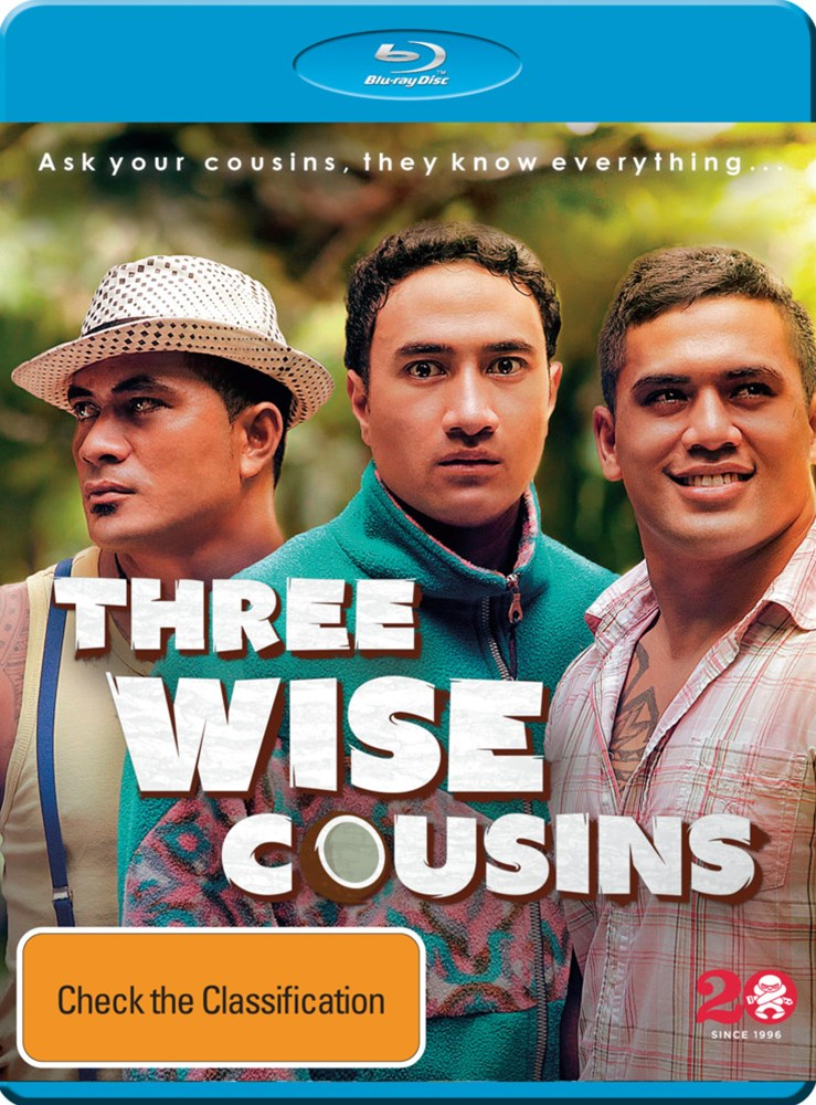 Three Wise Cousins (Blu-Ray)