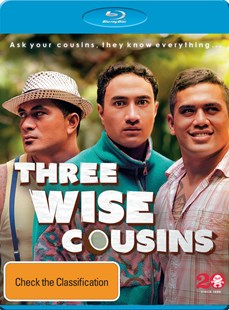 Three Wise Cousins (Blu-Ray) - Film & TV Comedy
