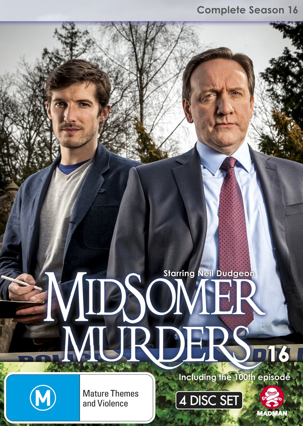 Midsomer Murders: Complete Season 16 (Single Case Version)