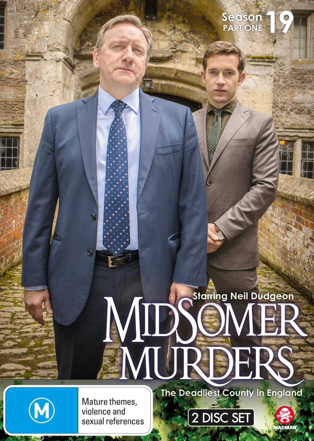 Midsomer Murders Season 19 (Part 1)