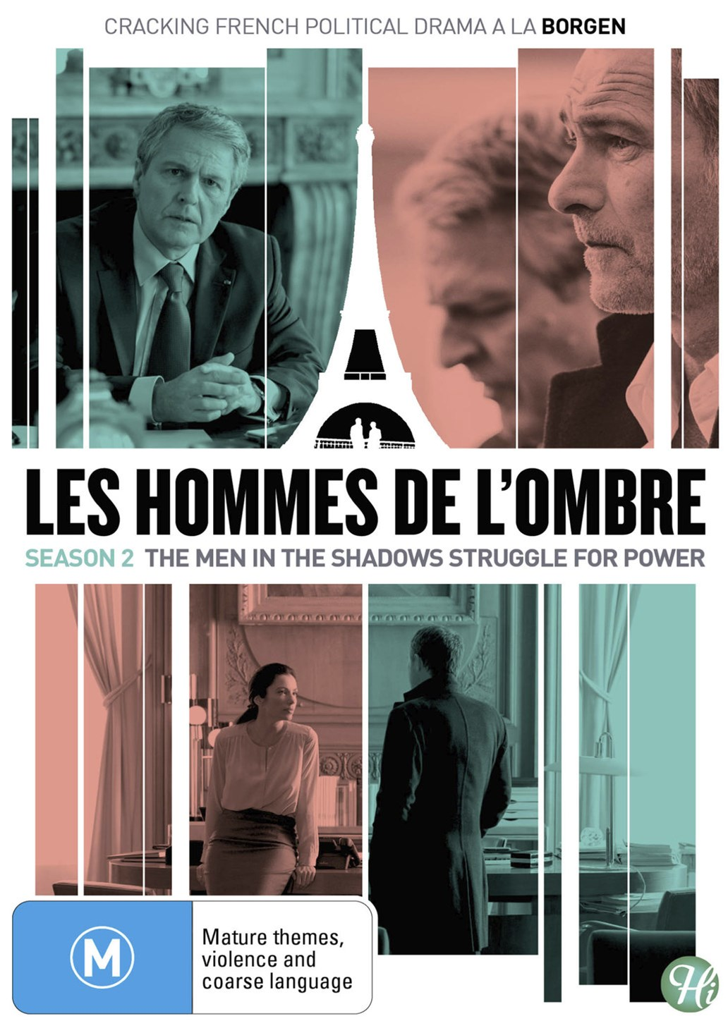 Les Hommes De L'ombre (The Shadow Men): Season 2