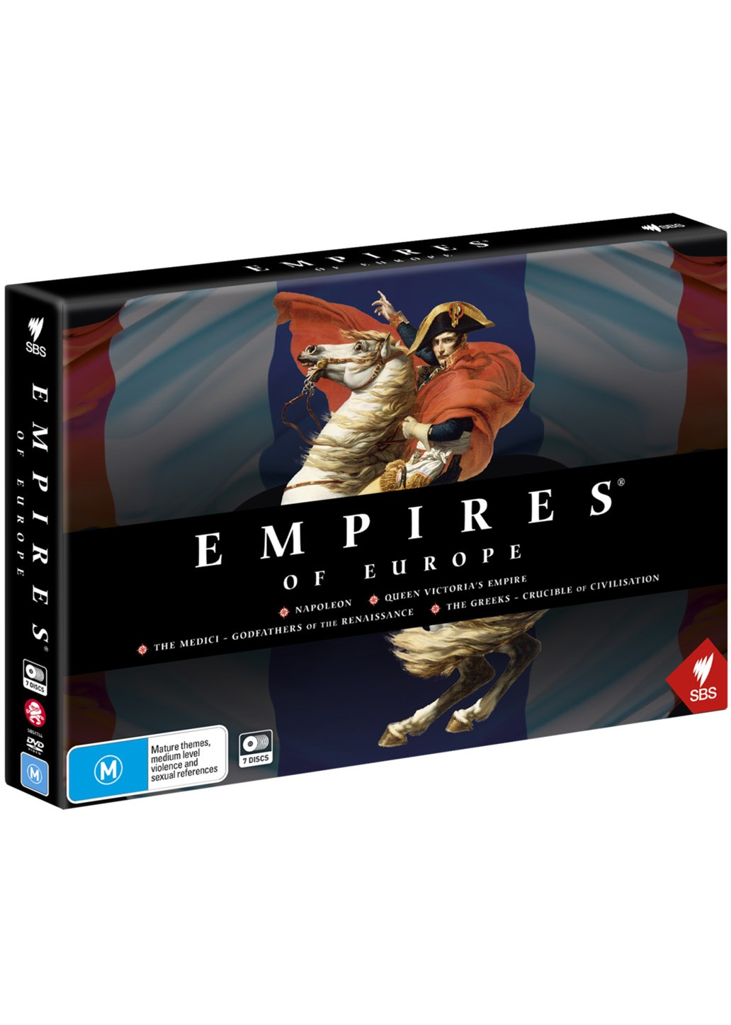 Empires of Europe Collection
