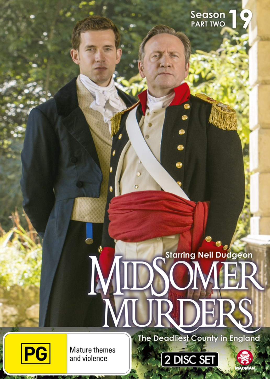 Midsomer Murders Season 19 (Part 2)