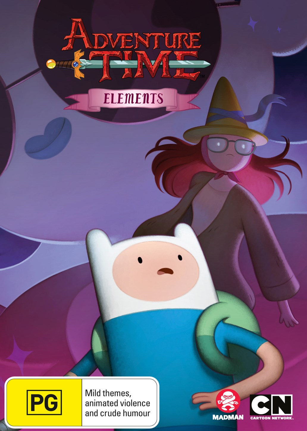 Adventure Time (Collection 14): Elements Miniseries