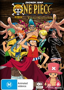 One Piece Voyage Collection 6 (Episodes 253-299) - Film & TV Animated
