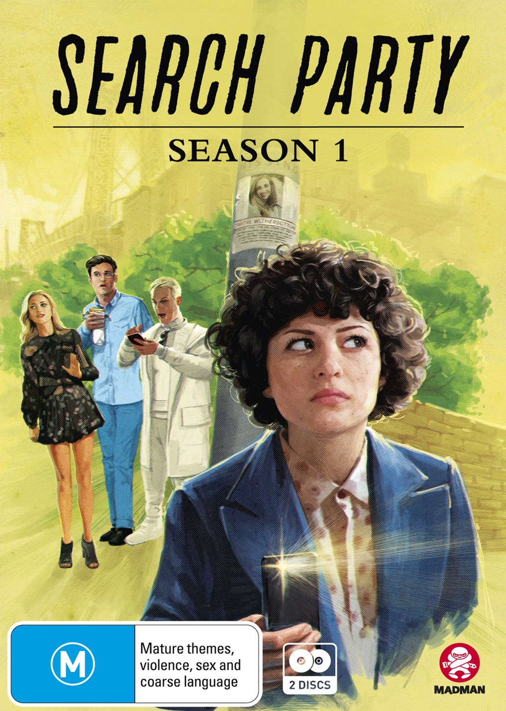 Search Party Season One