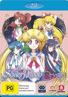Sailor Moon Crystal Set 3 (Eps 27-39) (Blu-Ray) - Film & TV Animated