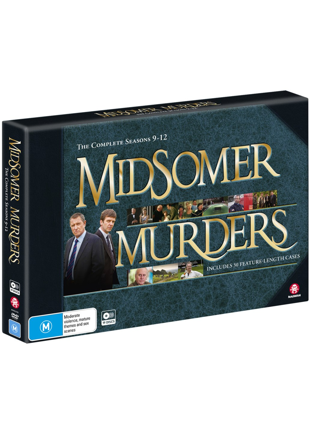 Midsomer Murders: Season 9 - 12 Collection (Limited Edition)