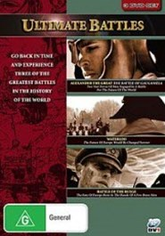 Ultimate Battles (Box Set) (Alexander the Great / Waterloo / Battle of the Bulge)