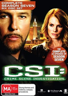 Csi Season 7 - Film & TV Action & Adventure