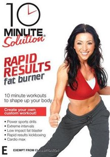 10 Minute Solution: Rapid Results Fat Burner - Film & TV Special Interest