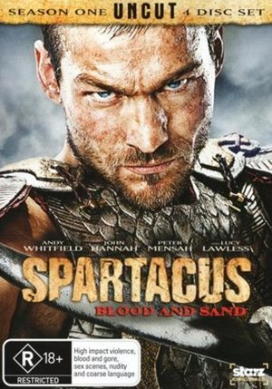 Spartacus: Blood and Sand - Season 1 (Uncut)