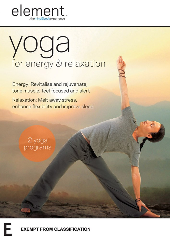 Element Yoga for Energy & Relaxation