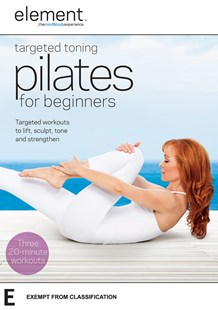 Element Targeted Toning Pilates for Beginners - Film & TV Special Interest