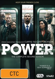 Power Season 2 - Film & TV Drama