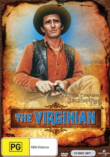 The Virginian Season Two - Film & TV Westerns