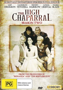 The High Chaparral S2 - Film & TV Westerns