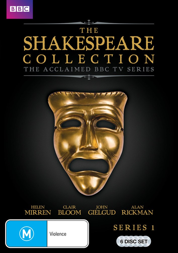 The Shakespeare Collection: The Acclaimed BBC TV Series: Series 1