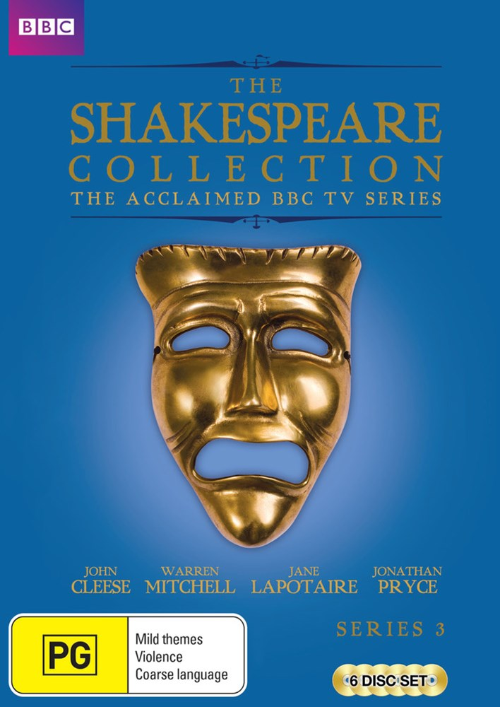 BBC The Shakespeare Collection: Series 3