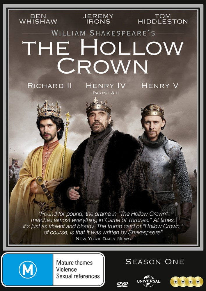 (William Shakespeare's) The Hollow Crown: (Richard II / Henry IV: Parts 1 - 2 / Henry V) - Season 1