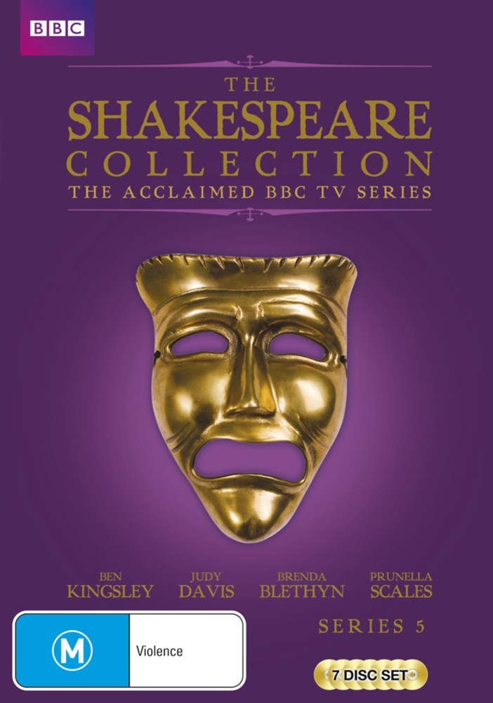 BBC Shakespeare Collection:  Series 5