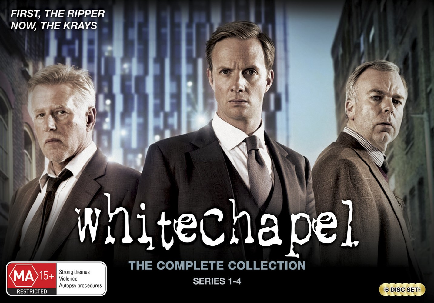 Whitechapel: Complete Collection