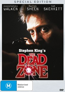 The Dead Zone Special Edition DVD - Film & TV Thriller