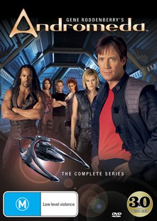 Andromeda : The Complete Series - Film & TV Horror & Sci-Fi