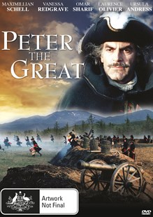 Peter the Great - Mini Series - Film & TV Drama