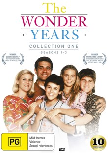 The Wonder Years Collection One (Season 1-3) - Film & TV Drama