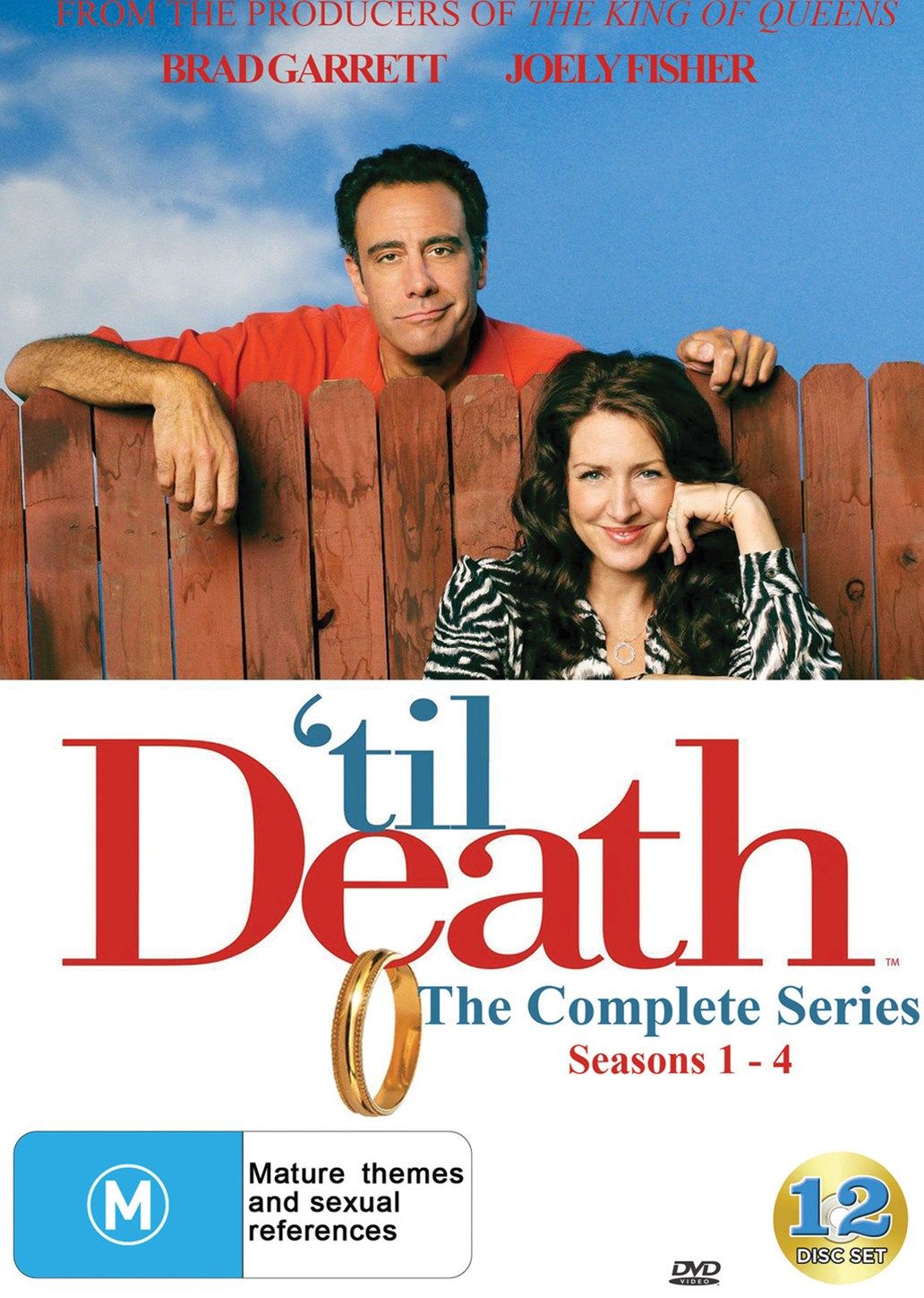 Til Death : The Complete Series (Seasons 1-4)