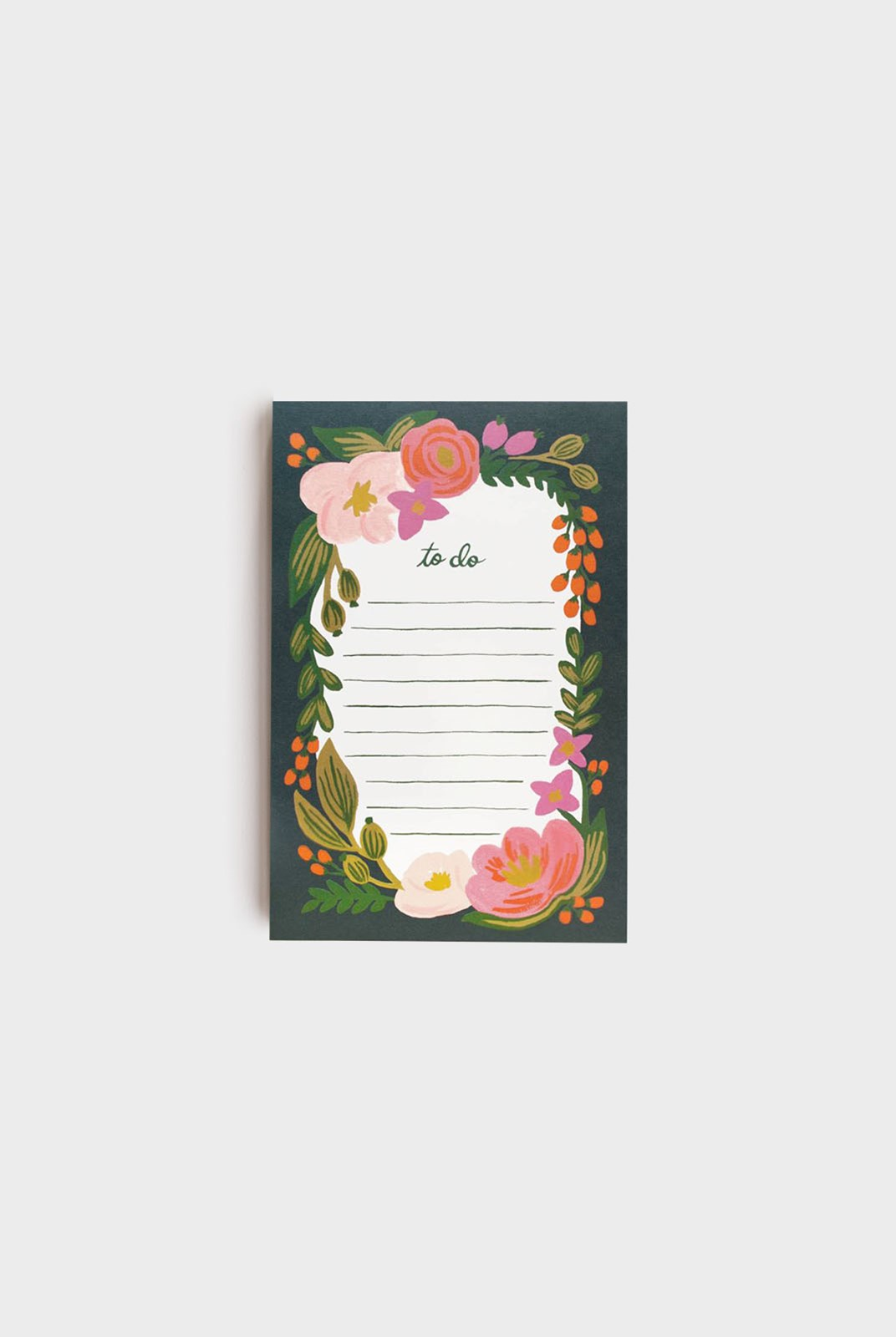 Rifle Paper Co - Notepad - Rosalie