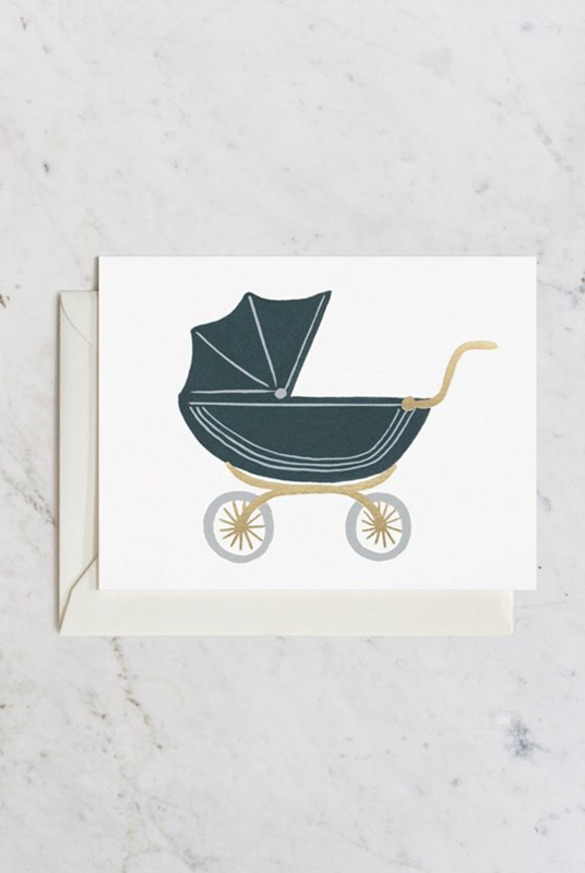 Rifle Paper Co - Single Card - Pram