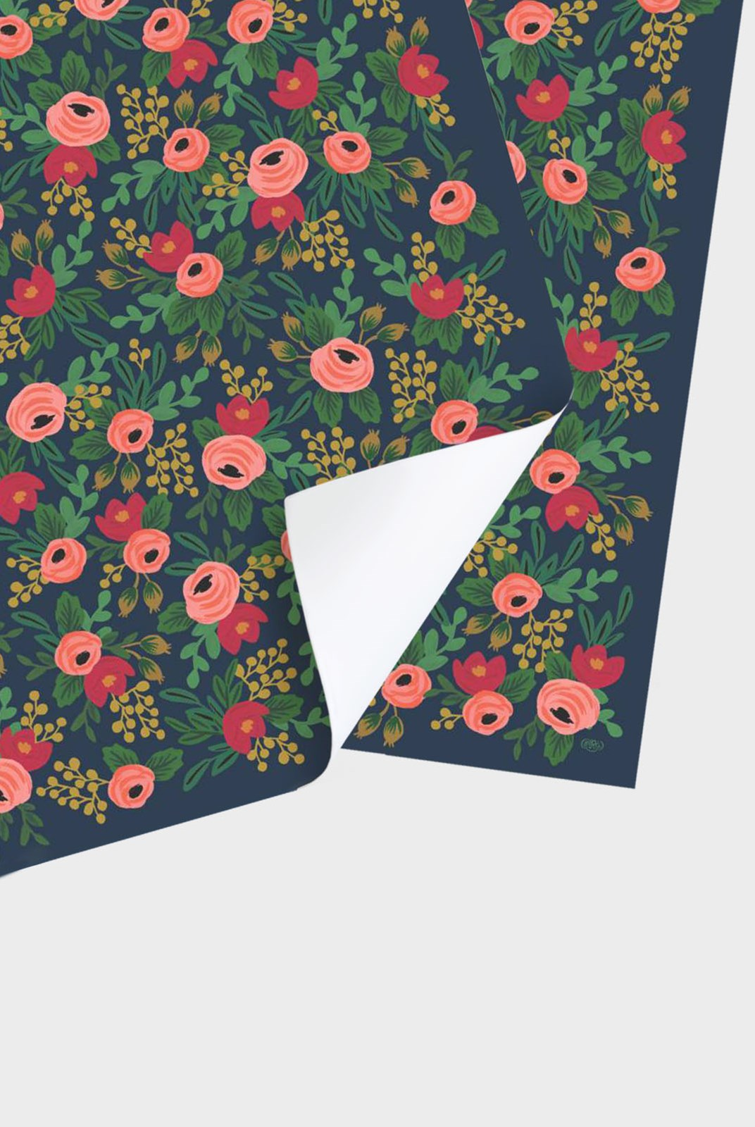 Rifle Paper Co - Single Wrapping Sheet - Rosa
