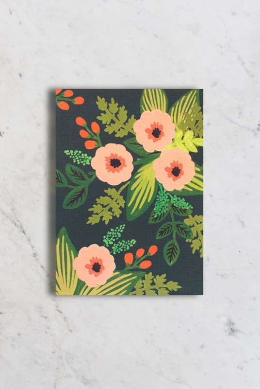 Rifle Paper Co - Journal - Ruled - Medium - Jardin