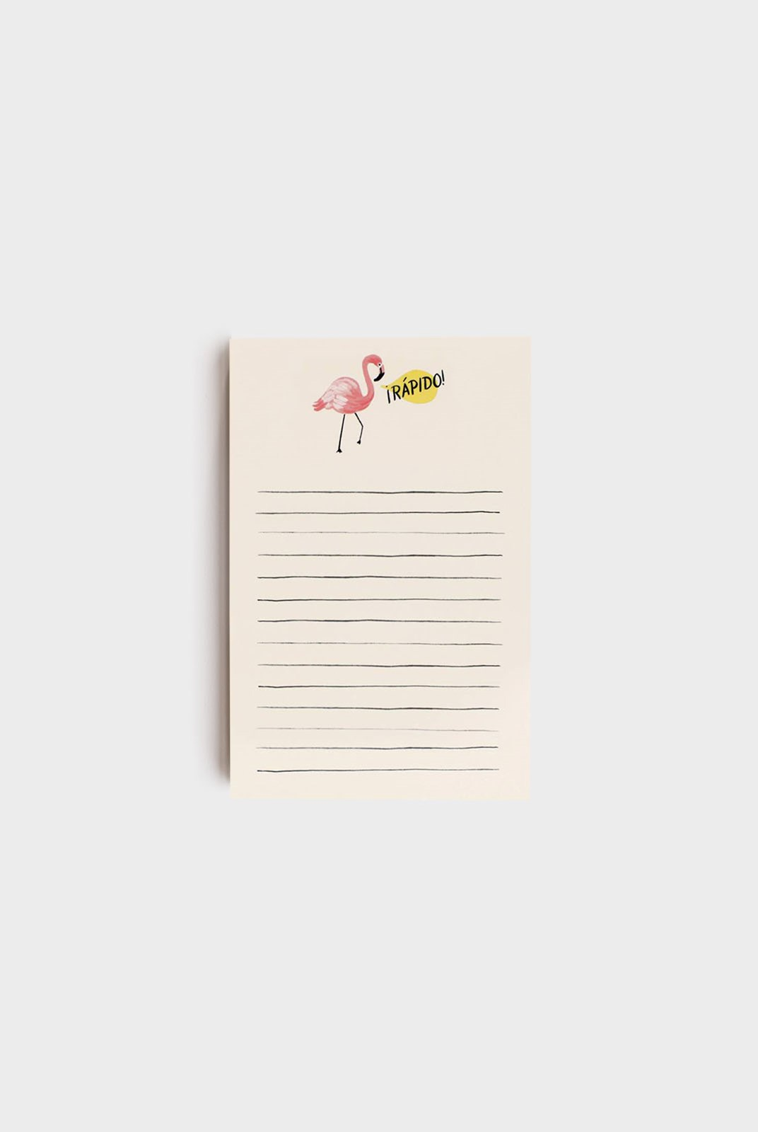 Rifle Paper Co - Notepad - Rapido