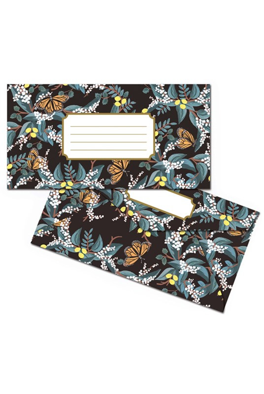 Rifle Paper Co - Envelopes - Boxed Set of 25 - Monarch