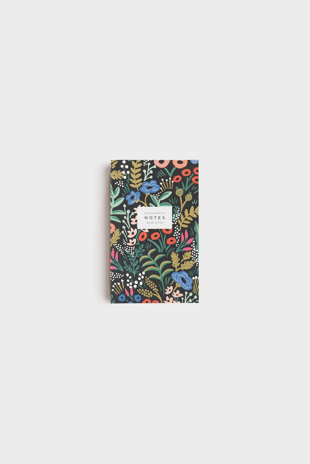 Rifle Paper Co - Pocket Notepad - Plain - Tapestry