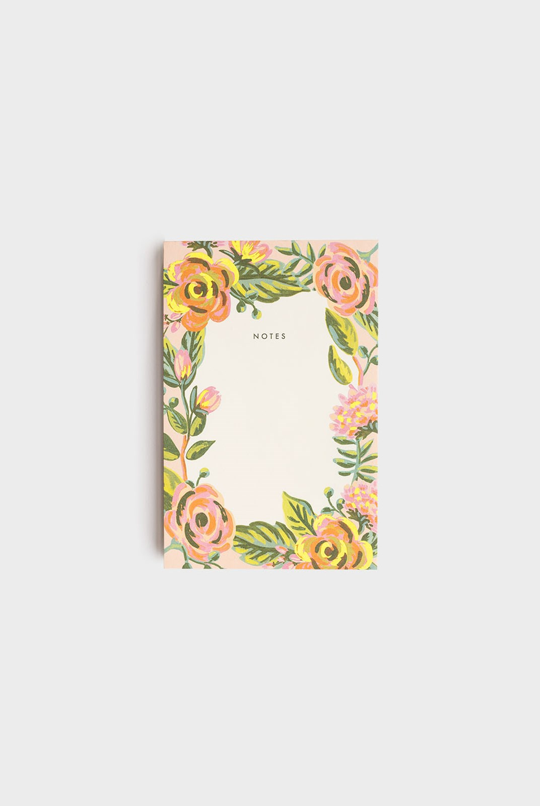 Rifle Paper Co - Notepad - Jardin de Paris