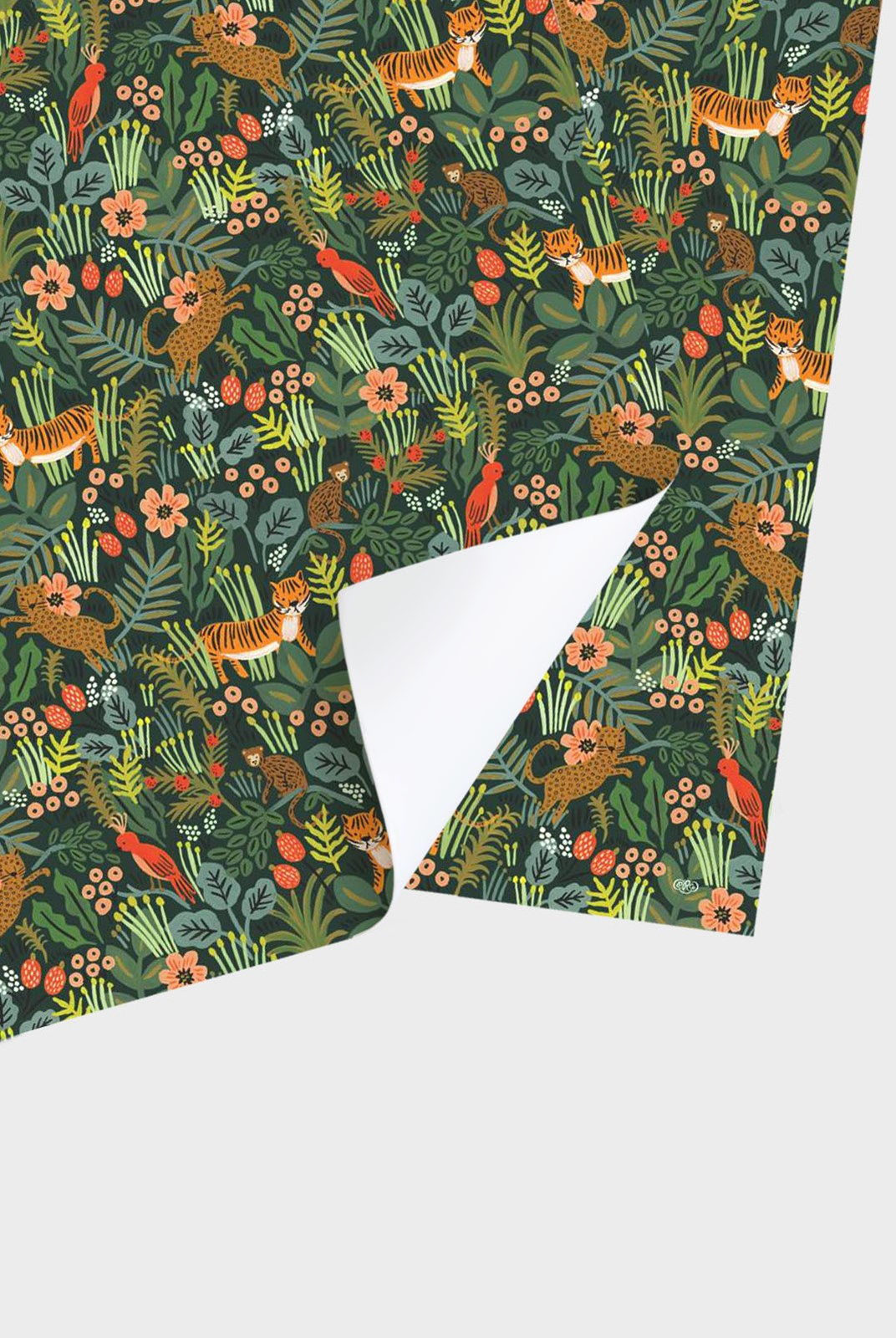 Rifle Paper Co - Single Wrapping Sheet - Jungle