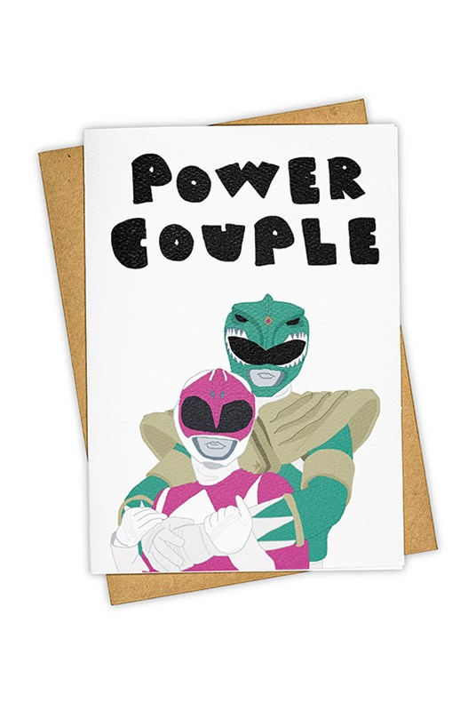 TAY HAM - Single Card - Power Couple
