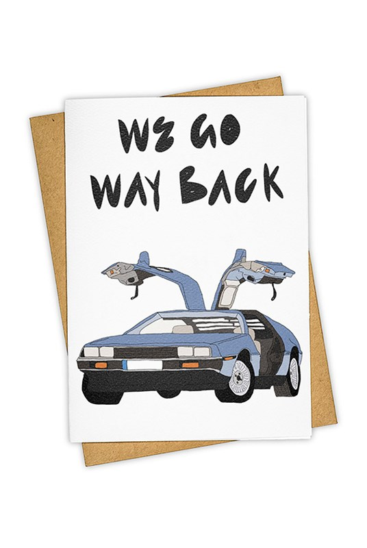 TAY HAM - Single Card - We Go Way Back