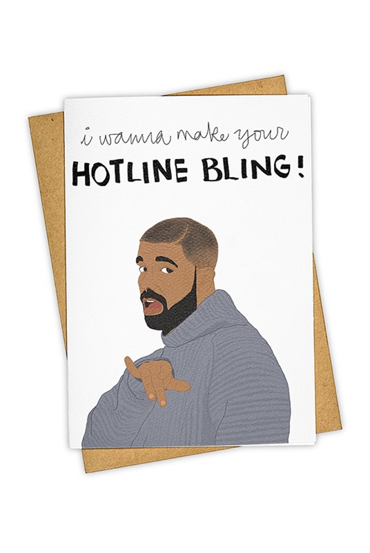 TAY HAM - Single Card - Hotline Bling