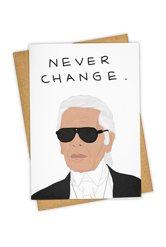 TAY HAM - Single Card - Never Change