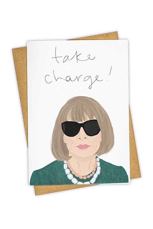 TAY HAM - Single Card - Take Charge