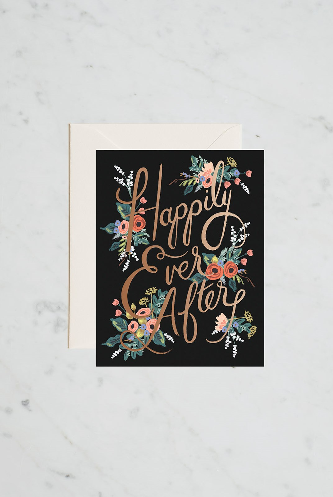Rifle Paper Co - Single Card - Eternal Happily Ever After