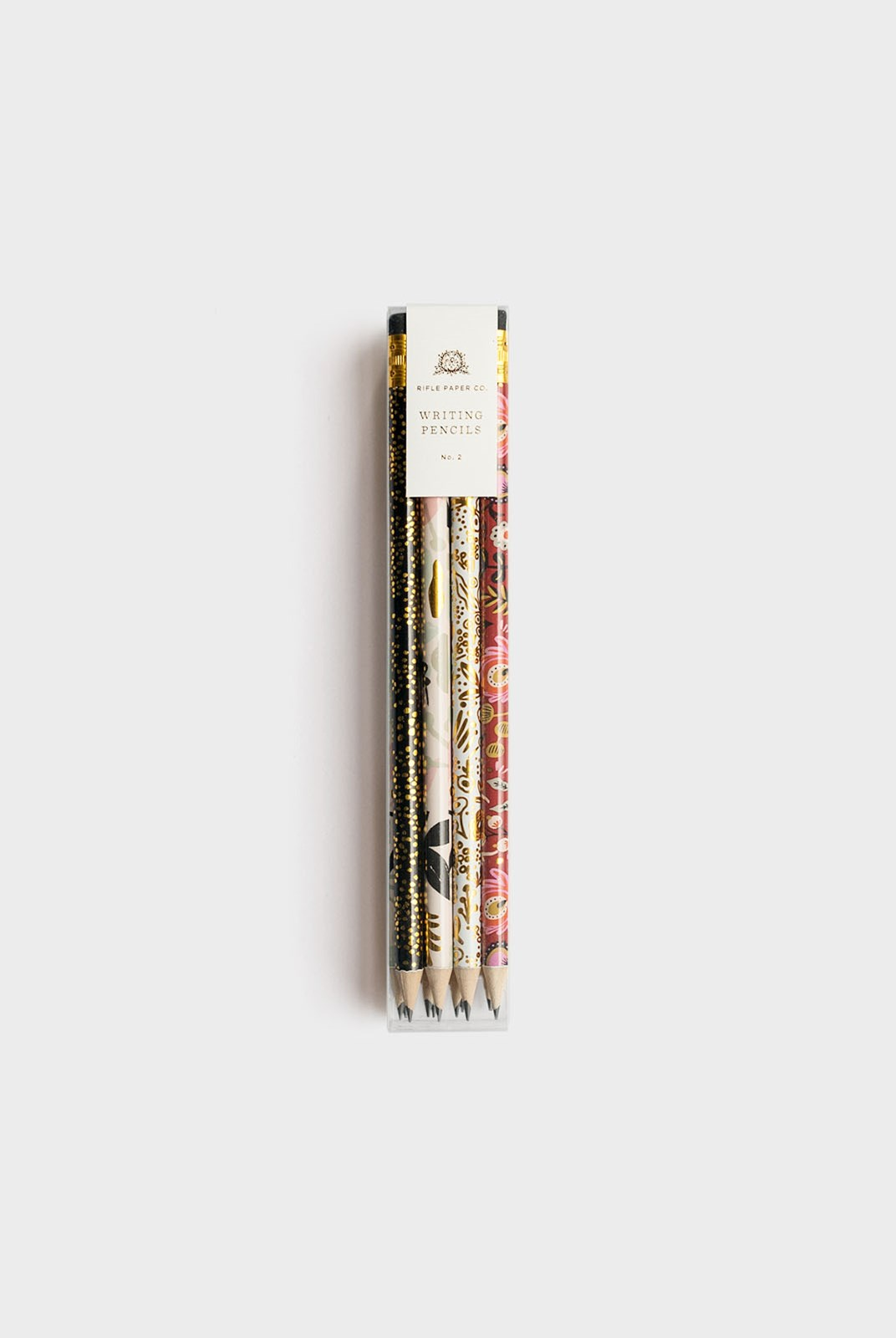 Rifle Paper Co - Graphite Pencils - Set of 12 - Modernist